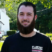 David Goulet : Technician, Crew Member