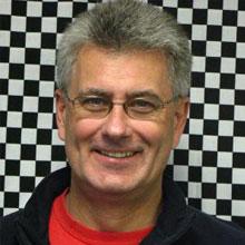 Hugh McHaffie : Owner, Driver