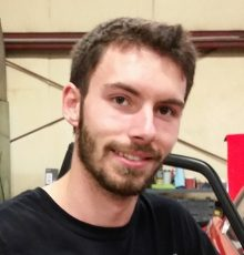 Kyle Santos : Technician, Crew Member